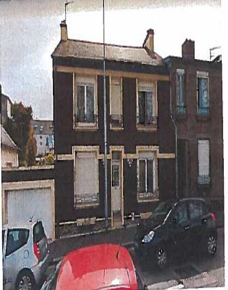 Un immeuble de rapport situé 41 rue Paul Doumer à BREST (29200)